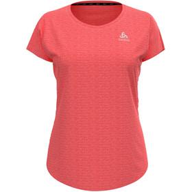 Odlo Run Easy Linencool T-Shirt S/S Crew Neck Women, siesta melange